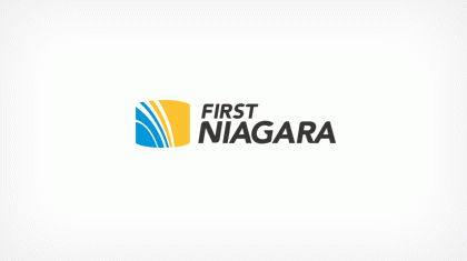 First Niagara Bank logo