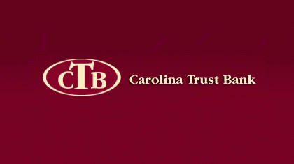 Carolina Trust Bank logo