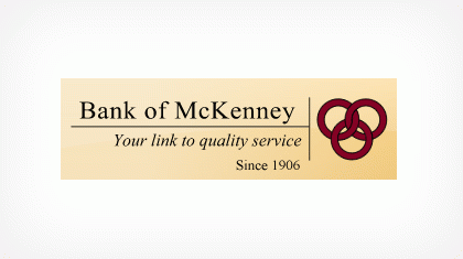Bank Of McKenney logo