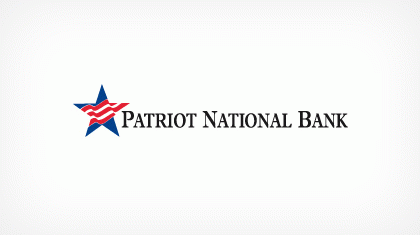 Patriot National Bank logo