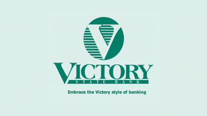 Victory State Bank logo