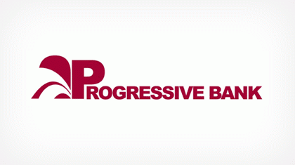 Progressive Bank logo