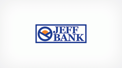 Jeff Bank logo