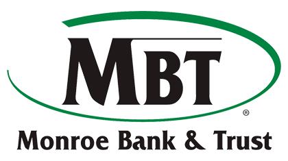 Monroe Bank & Trust logo