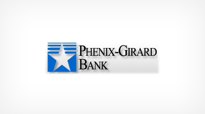 Phenix-girard Bank Logo