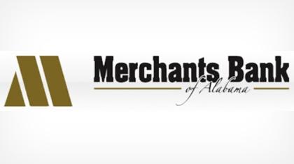 Merchants Bank of Alabama Logo