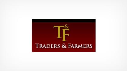 Traders & Farmers Bank Logo
