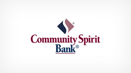 Community Spirit Bank logo