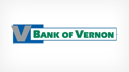 The Bank of Vernon (Vernon, AL) logo