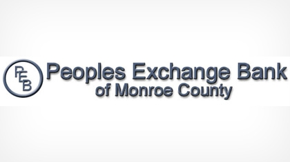 Peoples Exchange Bank of Monroe County logo