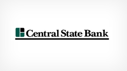 Central State Bank (Muscatine, IA) Logo
