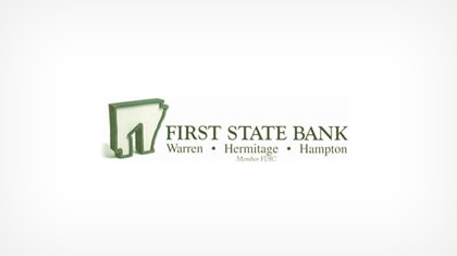 First State Bank of Warren logo