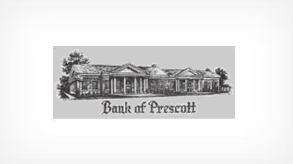 Bank of Prescott logo