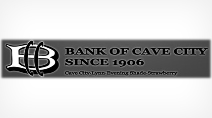 Bank of Cave City logo