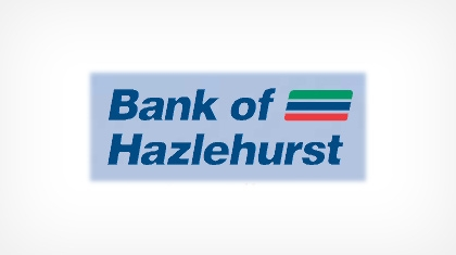 Bank of Hazlehurst logo