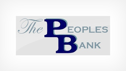 The Peoples Bank (Gambier, OH) logo