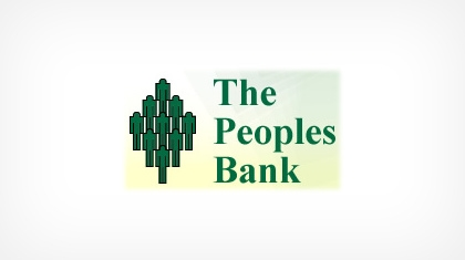 The Peoples Bank (Ewing, VA) logo