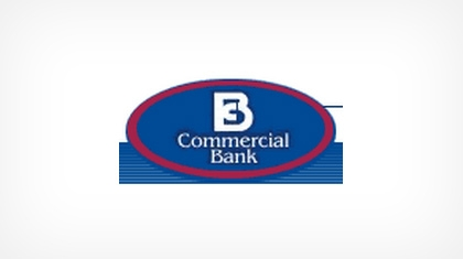 Commercial Bank (Parsons, KS) logo