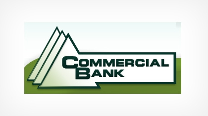 Commercial Bank (Harrogate, TN) logo