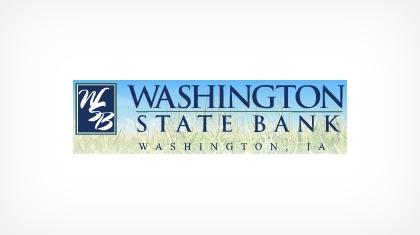 Washington State Bank (Washington, IA) logo