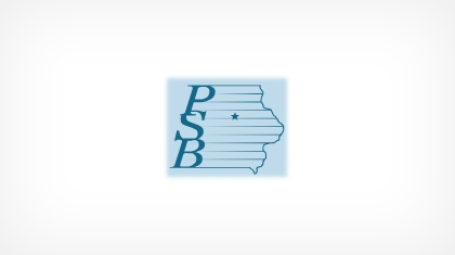 Peoples Savings Bank (Wellsburg, IA) logo