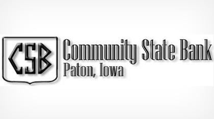 Community State Bank (Paton, IA) logo
