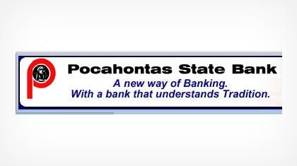 Pocahontas State Bank logo