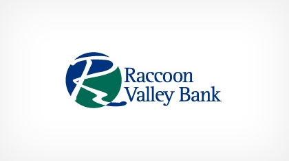 Raccoon Valley Bank logo