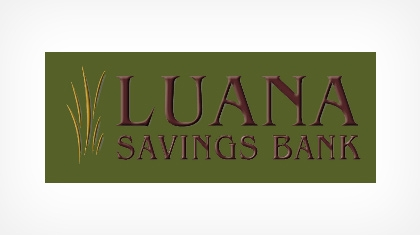Luana Savings Bank logo