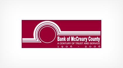 Bank of Mccreary County logo