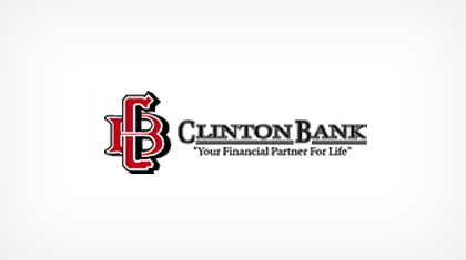 Clinton Bank logo