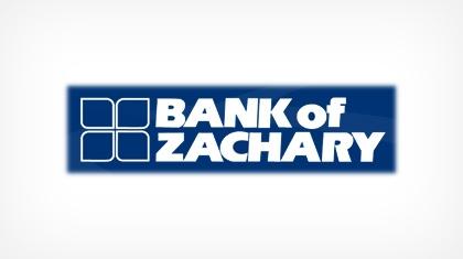Bank of Zachary logo