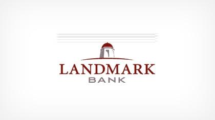 Landmark Bank (LA) logo