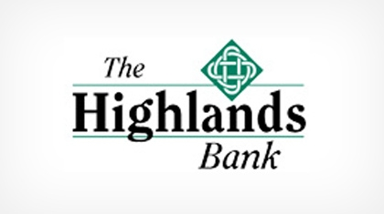 The Highlands Bank logo