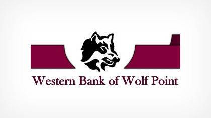Western Bank of Wolf Point Logo