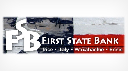 The First State Bank (Rice, TX) logo