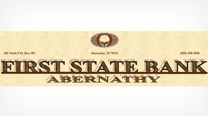 The First State Bank (Abernathy, TX) logo