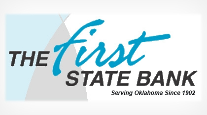 The First State Bank (Canute, OK) logo