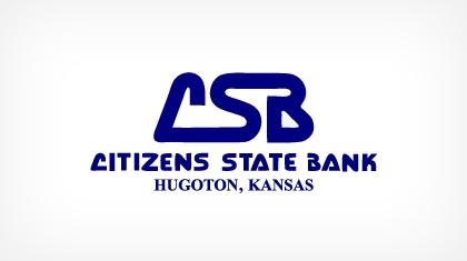 The Citizens State Bank (Hugoton, KS) logo