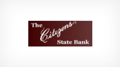 The Citizens State Bank (Moundridge, KS) logo