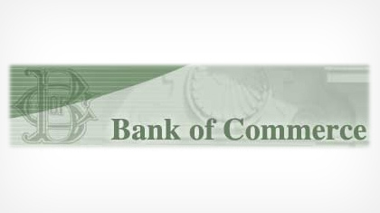Bank of Commerce (Chelsea, OK) logo
