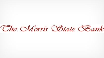 The Morris State Bank logo