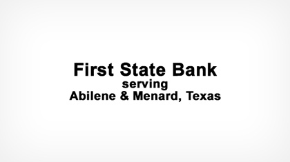 First State Bank (Abilene, TX) logo