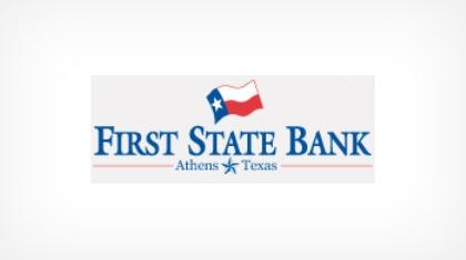 First State Bank (Athens, TX) logo