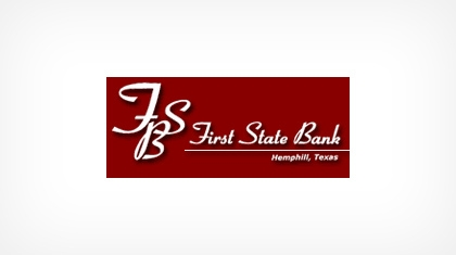 First State Bank (Hemphill, TX) logo