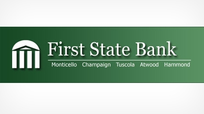 First State Bank (Monticello, IL) logo