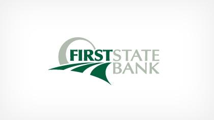 First State Bank (Loomis, NE) Logo