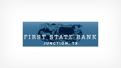 First State Bank (Junction, TX) logo