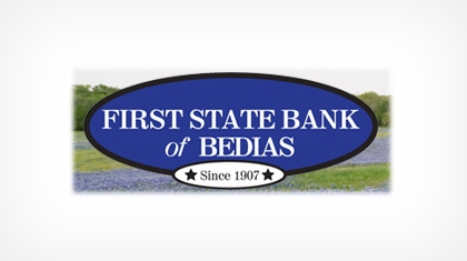First State Bank (Bedias, TX) Logo