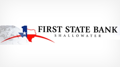 First State Bank (Shallowater, TX) logo